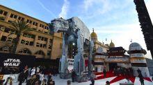 """Star Wars: Die Bilder der Premiere von """"The Last Jedi"""""""