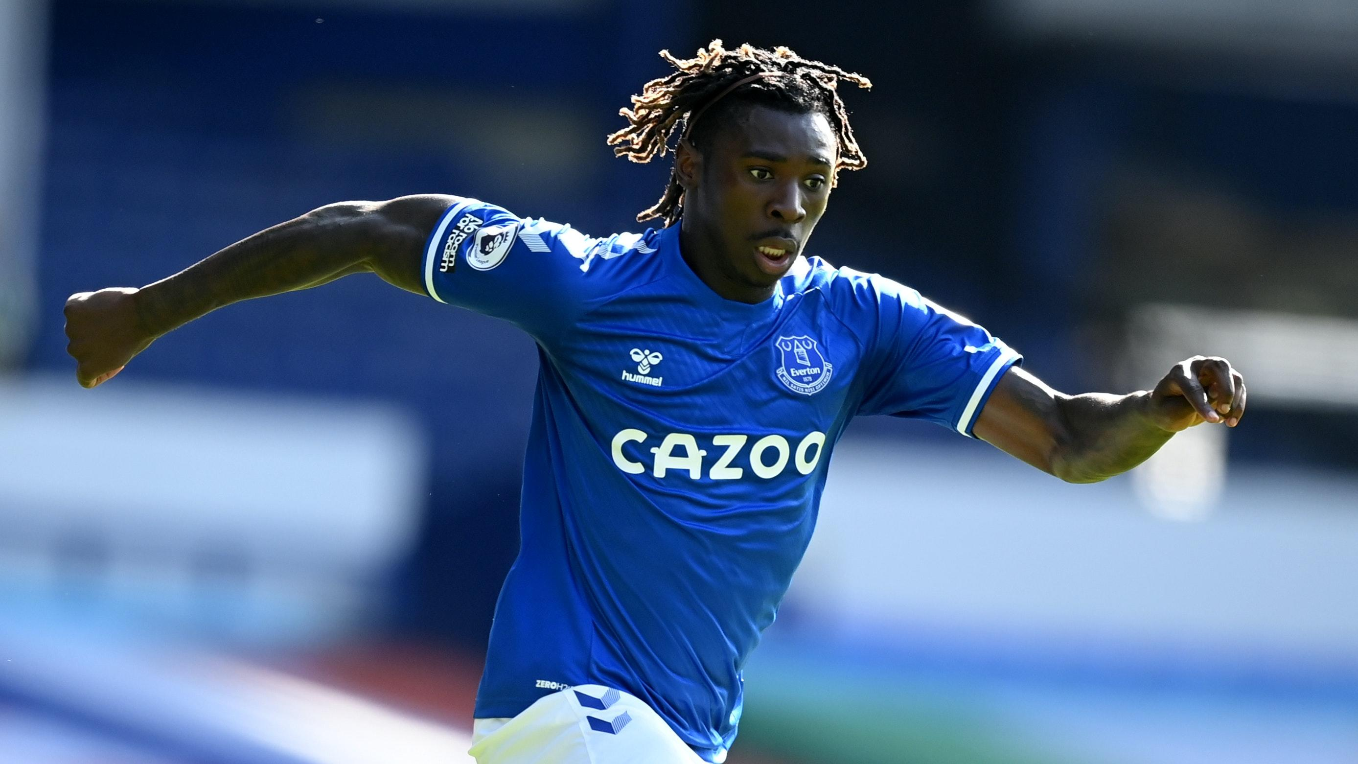 Moise Kean seals loan switch from Everton to Paris St Germain