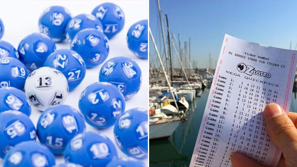Man's mistake doubles his lotto win and makes him a millionaire
