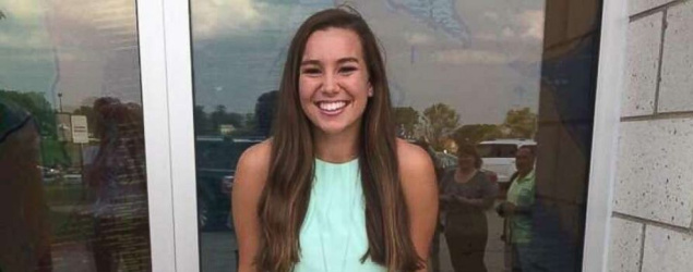 Mollie Tibbetts, a University of Iowa student, went missing after going out for a jog on July 18. (Poweshiek County Sheriff's Office)