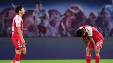 El Leipzig gana y presiona a Dortmund y Bayern