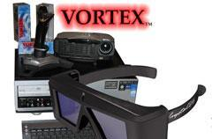 Vortex entertainment system promises simulated 3D, real headaches