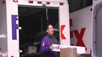 Fed Ex driver considered hero by victim's family