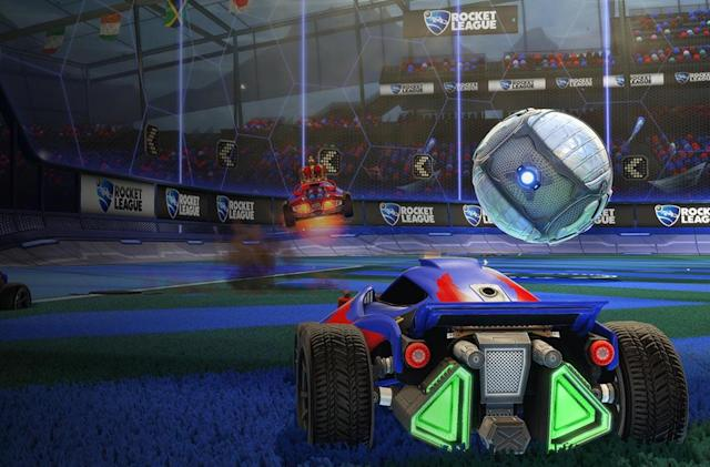 'Rocket League' + Steam Workshop = more crazy stadiums