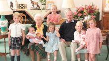 Ihre Oma-jestät: Das sind die Enkel und Ur-Enkel der Queen