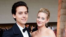 Lili Reinhart and Cole Sprouse confirm their relationship with kissy new shots