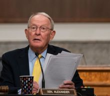 Retiring GOP Sen. Lamar Alexander praised for bipartisan efforts as he bids farewell