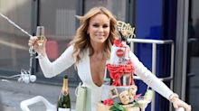 Amanda Holden surprised with 50 presents as she celebrates 50th birthday