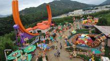 Hong Kong Disneyland closes over China virus fears