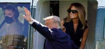 New photo reignites viral Melania Trump rumour