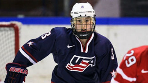 Jincy Dunne will be just the second 16-year-old to make the U.S. women's national team — NHL.com