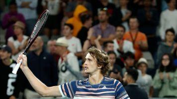 Sport-Tag: Zverev steht im Viertelfinale