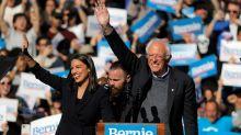 Bernie Sanders's hidden strength: AOC, Cardi B — and young Latino Dems