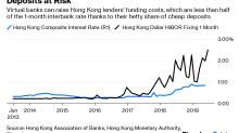 Hong Kong Banks' Biggest Threat Could End Up Saving Them