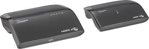 Rocketfish serves up 4-port WirelessHD kit, wireless headphones