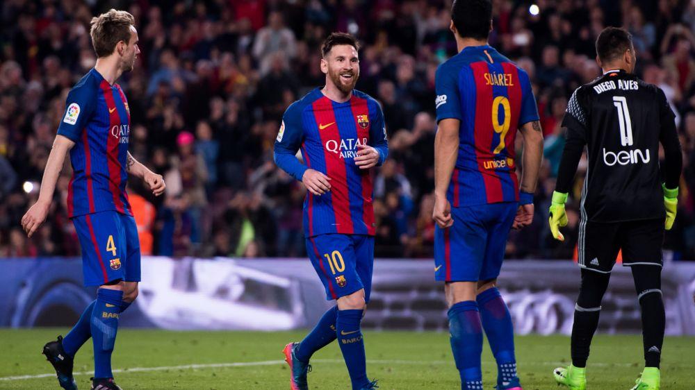 Barca-Star verpasst Spiel wegen Sperre - Enrique zufrieden