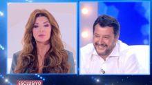 Parietti-Salvini, scintille su migranti e inciuci