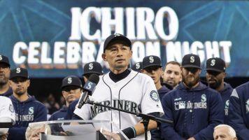 Ichiro wins Seattle's heart again with moving speech ahead of walk-off win