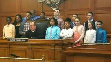 Ohio couple with 5 biological children adopts 6 siblings: 'They're definitely my children'