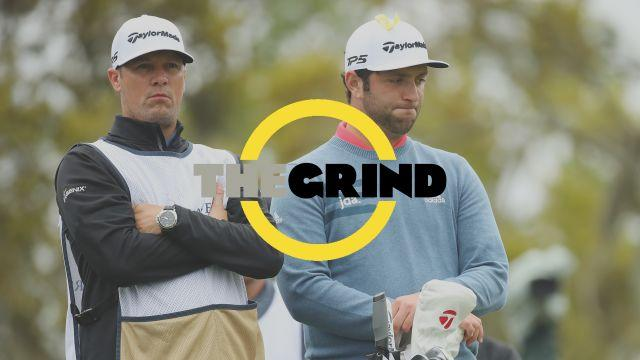 pga tour star overrules caddie  loses players championship