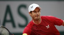 Andy Murray vows to have 'a long, hard think' after French Open first round exit