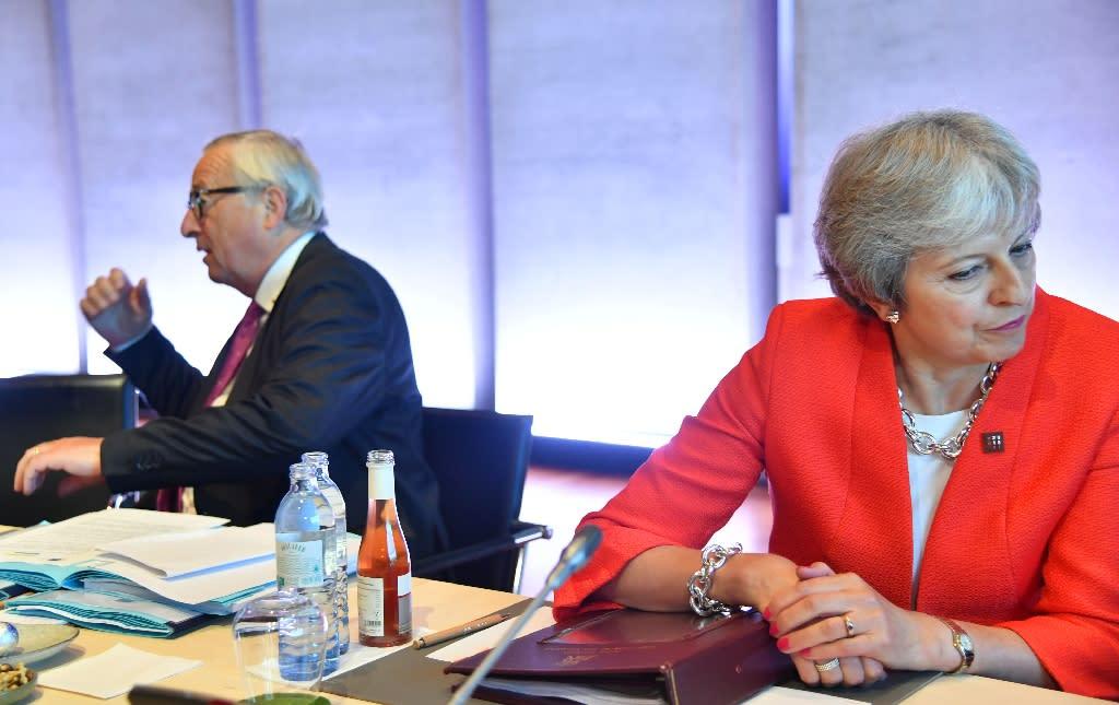 Brexit is a prickly affair, says EU's Juncker