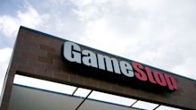GameStop shares drop after reporting decline in holiday sales