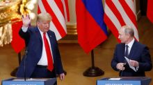 Trump says he 'gave up nothing' at Putin meeting