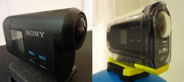 Sony teases ruggedly handsome 'action camera,' has GoPro in its sights