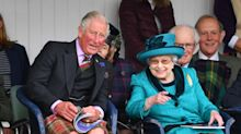 Queen Elizabeth Gives Rare Emotional Speech at Son Prince Charles' 70th Birthday Party
