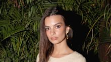 Emily Ratajkowski Does All Her Holiday Shopping In This Unexpected Place