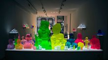 設計與文化:Sam Tufnell 紐約玻璃雕塑展