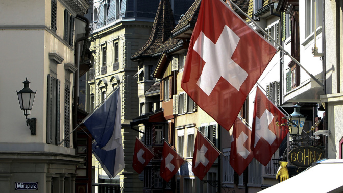 Swiss Parliamentary Panel Okays Automatic Information Exchange With India