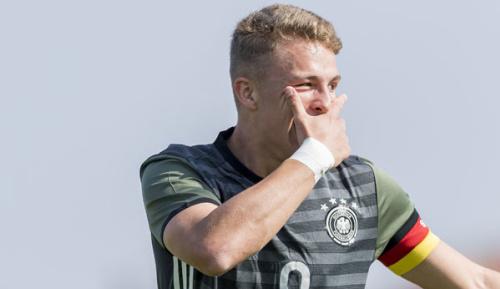 DFB-Team: DFB-Team startet mit Torfestival in U17-EM