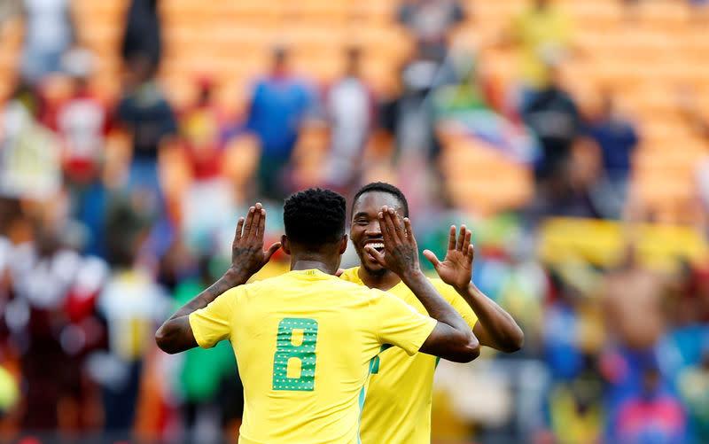 L 39 afrique du sud et le ghana toujours vivants - Qualification coupe de monde afrique ...