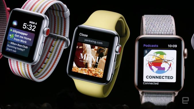 Apple's Podcasts app is coming to watchOS
