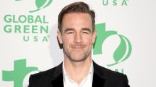 James Van Der Beek Just Had a Very Uncomfortable TV Interview