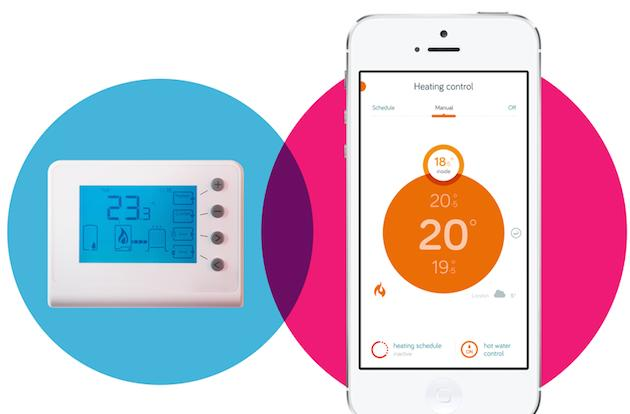 British Gas' smart Hive thermostat can now respond to a home owner's location