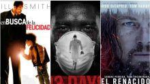 10 películas basadas en hechos reales recomendadas para ver en casa