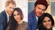 ¡Mira la versión latina del Príncipe Harry y Megan Markle!