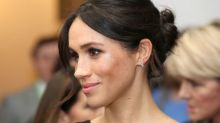 Markle's father says heart procedure puts him out of British royal wedding