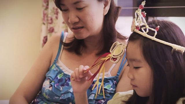 Singaporean of the Day: Joanne Poon, brave mother