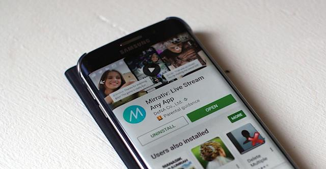 DeNA wants you to stream your Android phone to the world