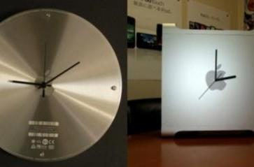 Turn that old Mac into a functioning clock
