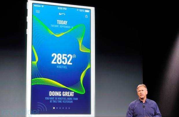 Nike's Move app brings Fuelband skills to your iPhone 5s