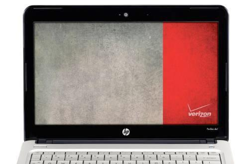 HP's Pavilion dm1 netbook outfitted with global 3G for Verizon, priced way outside of reason
