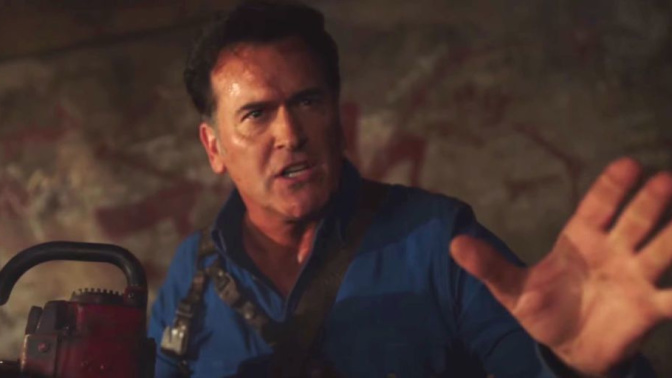 Bruce Campbell wants Evil Dead to carry on without him