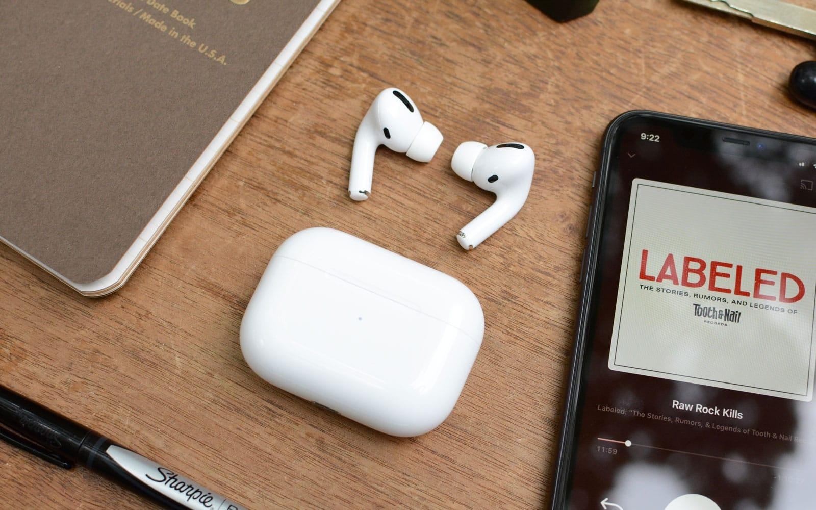 AirPods Pro review: Apple's latest earbuds can hang with the best