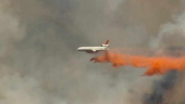 6,000 Evacuated From California Wildfire's Path