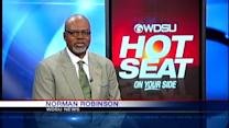 Hot Seat: Pastor Fred Luter (Part 1)